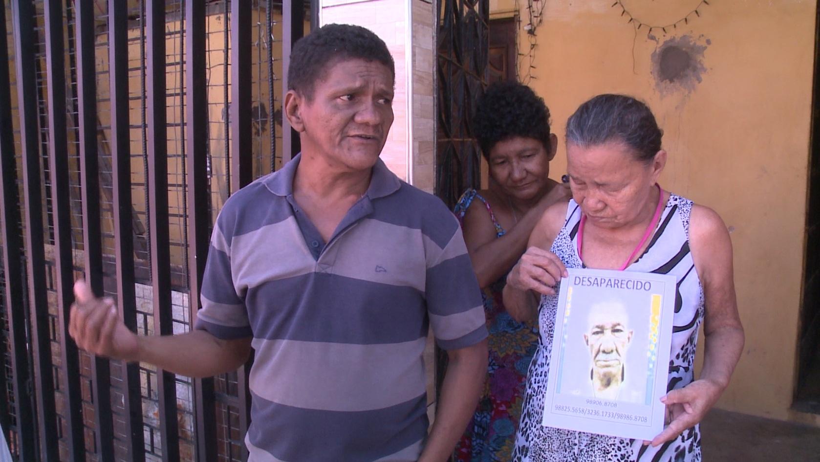 Em 10 anos, mais de mil pessoas desapareceram no Ceará. (FOTO: reprodução/ TV Jangadeiro)